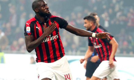 FIGC open investigation on racist abuse of Bakayoko and Kessié