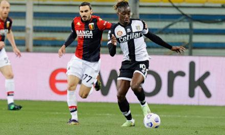 Parma send Karamoh to Karagumruk