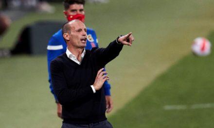 Allegri tells Juventus how to turn things around