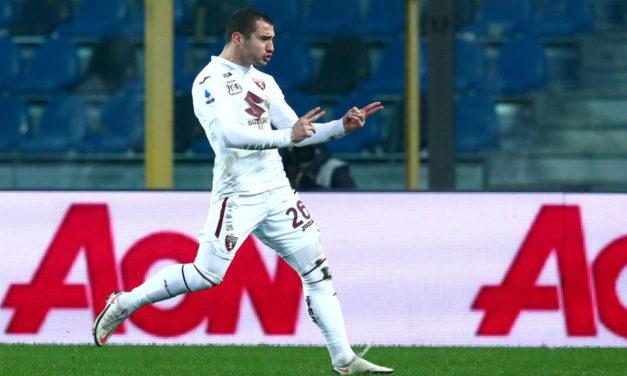 Official: Salernitana sign Bonazzoli