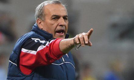 Official: Salernitana sack Castori