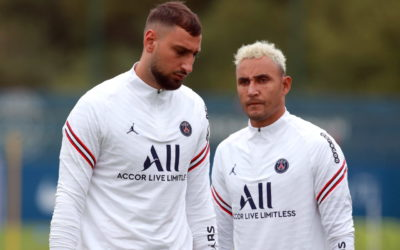 Donnarumma not the only one unhappy at PSG as Mbappé allegedly insults Neymar
