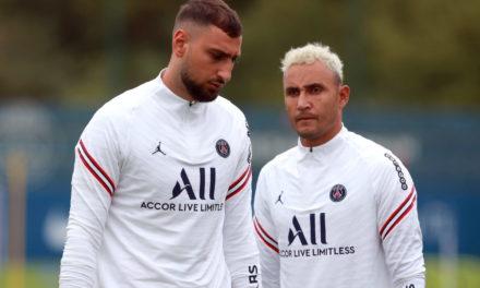 Donnarumma given PSG debut