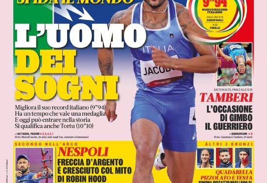 Today's Papers – Napoli stun Bayern, Giroud ideal Milan debut