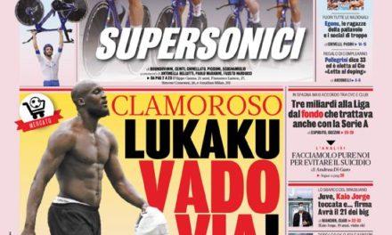 Today's Papers – Lukaku wants Chelsea