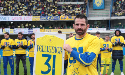 Pellissier won't give up on FC Chievo 1929: 'The affiliation with the FIGC is there'