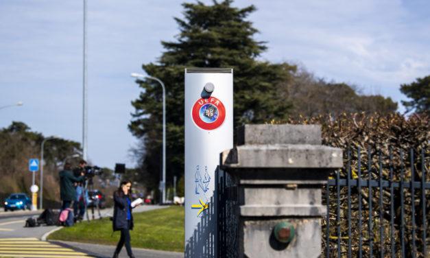 Investigación de la UEFA sobre presuntos abusos racistas entre Italia y Suecia