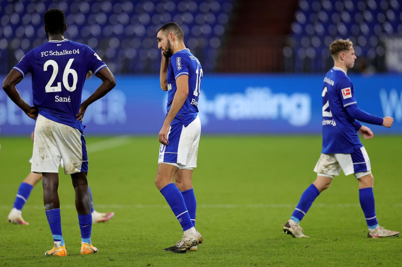 Genoa uncertain about Bentaleb - Football Italia