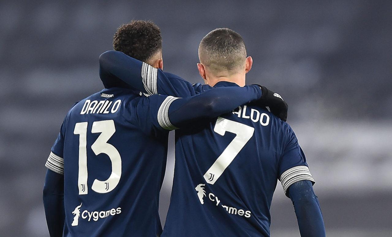 Danilo and Ronaldo