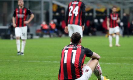 Milan | No serious injury for Kjaer, Giroud running and Ibra trains individually