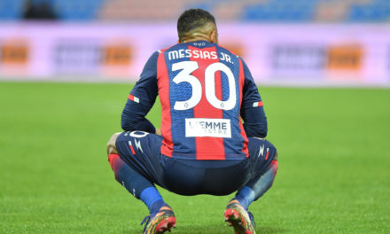 Messias, from Serie D to Milan in three years