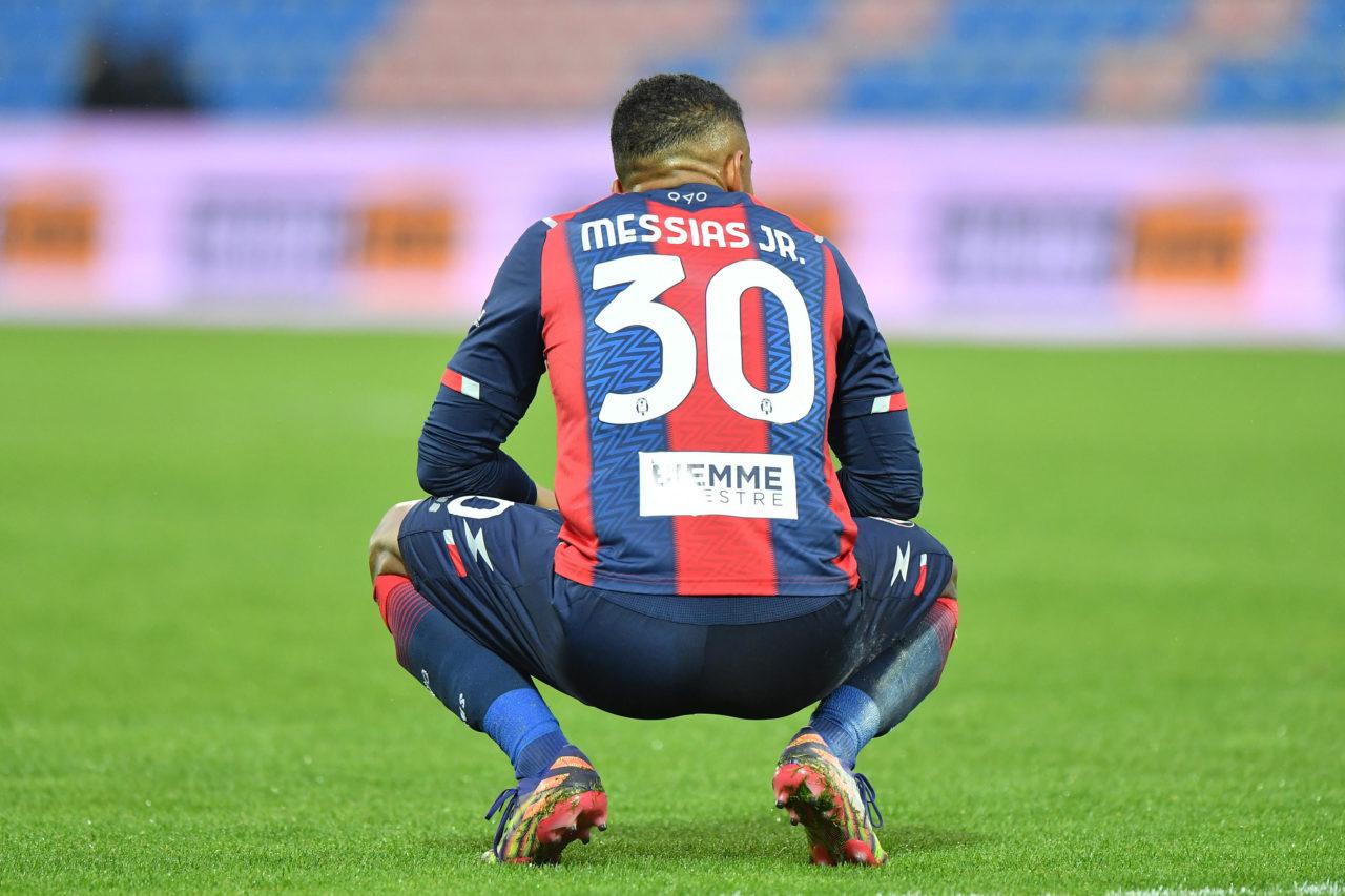 Report: Milan in for Junior Messias - Football Italia