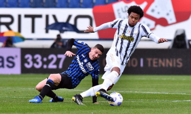 Is McKennie's time at Juventus over already?