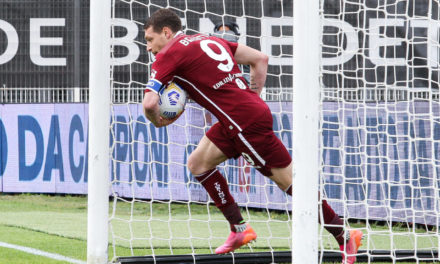 Belotti back in training with Torino, available for Napoli trip