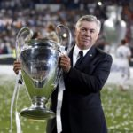 Ancelotti: 'Zidane won three in a row, I want another one'