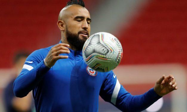 Inter release Vidal fitness update