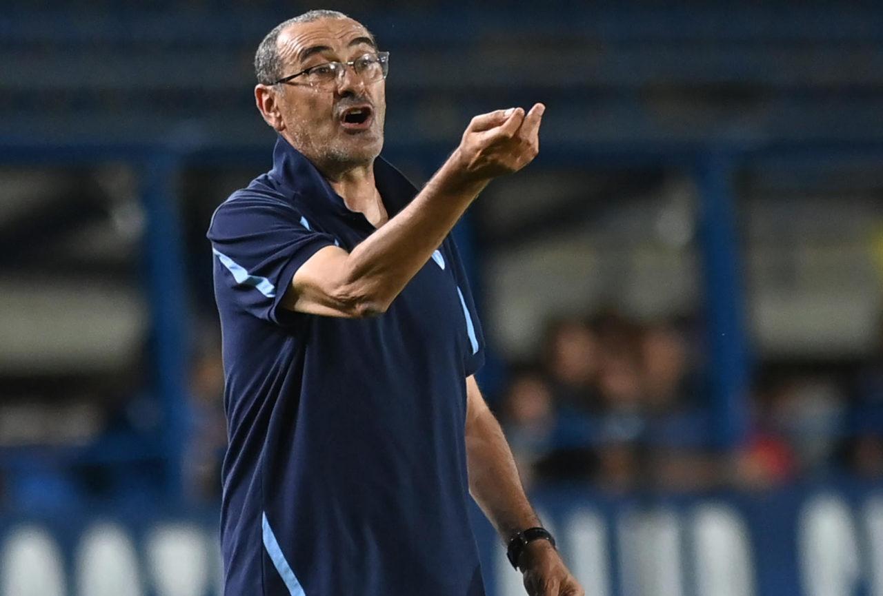 Maurizio Sarri for lazio