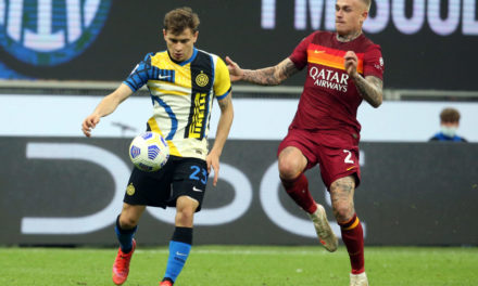 Report: Inter ready to almost double Barella's salary
