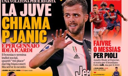Today's Papers – Deadline day deals