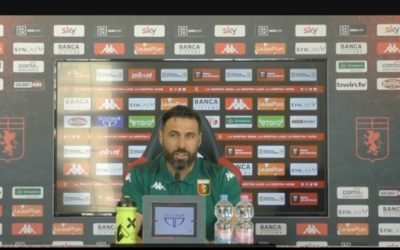 Sirigu receives special message and reveals why he chose the No. 57 at Genoa