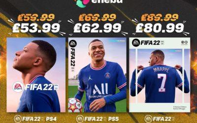 Cómo conseguir FIFA 22 en PlayStation más barato