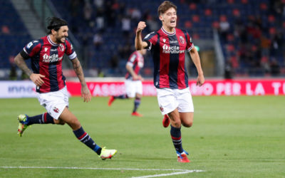 Video: Hickey fourth Scot to score in Serie A