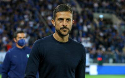 Dionisi: 'Las actuaciones no son suficientes para Sassuolo'