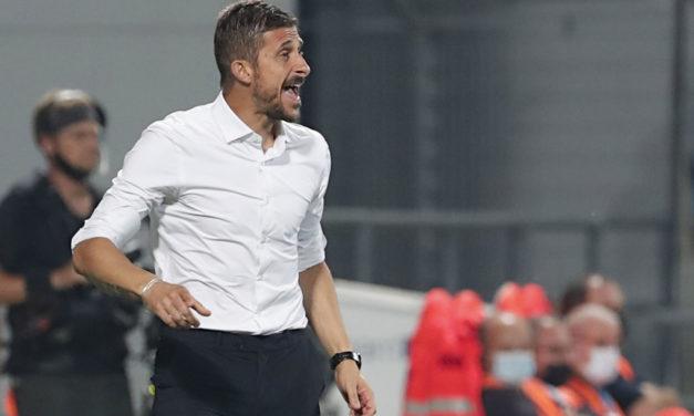 Dionisi: 'el Torino se merecía la victoria'