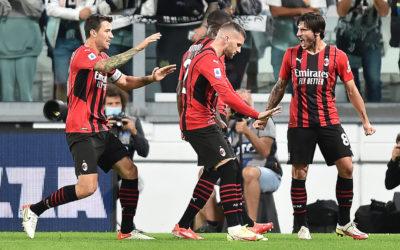 Video: Why Bonucci and Rebic clashed during Juventus vs. Milan