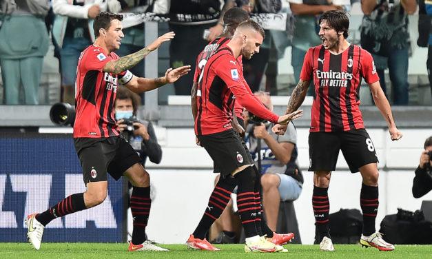 Video: ¿Por qué se enfrentaron Bonucci y Rebic durante la Juventus vs.Milán?