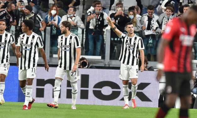 Serie A Liveblog: Wk4 incluyendo Juventus-Milán