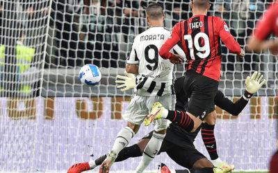 Serie A | Juventus 1-1 Milan: Rebic responds to Morata