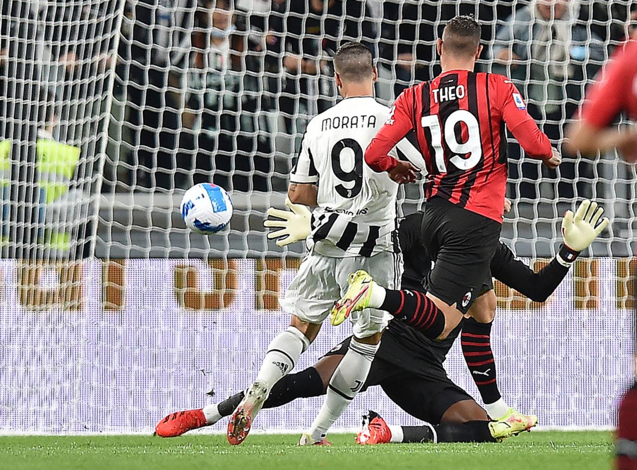 Alvaro Morata goal