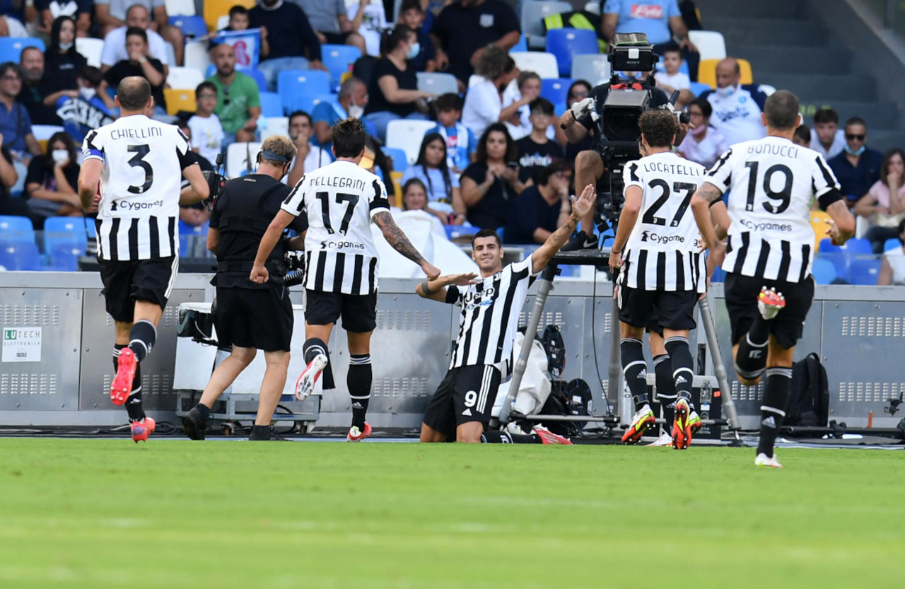 Chiellini: 'Ronaldo is the past, this is Dybala's Juventus' - Football  Italia