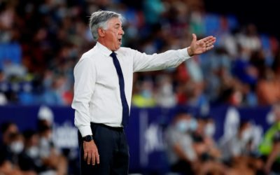 Ancelotti warns Real Madrid about De Zerbi