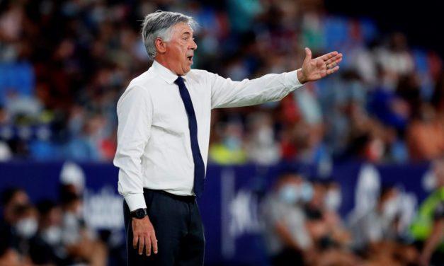 Ancelotti sobre su paso por el Nápoles: 'No hay armonía con el club'
