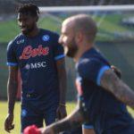Cameroon coach: 'Anguissa improving at Napoli'
