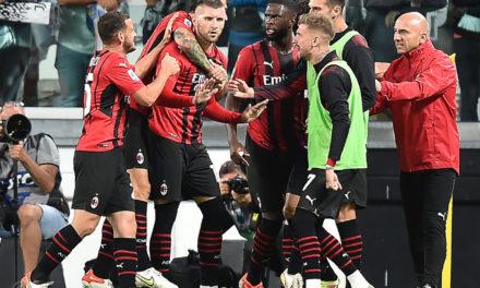 Serie A Highlights: Juventus 1-1 Milan