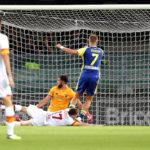 Serie A | Verona 3-2 Roma: Tudor dream ruins Mou record