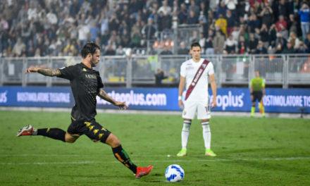 Serie A Highlights: Venezia 1-1 Torino