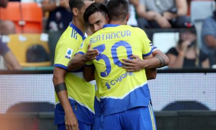 Bentancur: 'Juventus know Milan weaknesses'