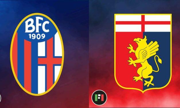 Serie A EN VIVO: Bolonia vs.Génova