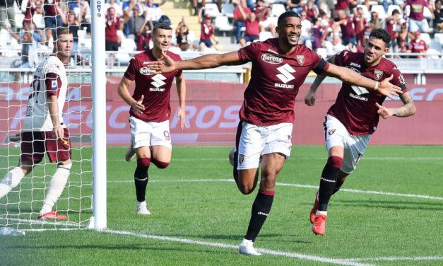 Serie A Highlights: Torino 4-0 Salernitana