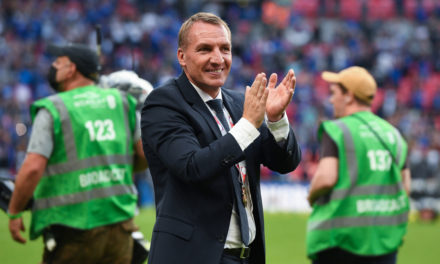 Leicester manager Rodgers: 'Napoli a fantastic team'