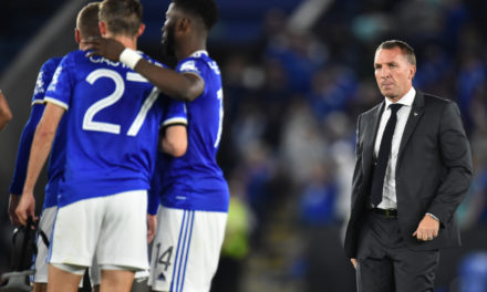Rodgers: 'Napoli didn't have that many chances…'