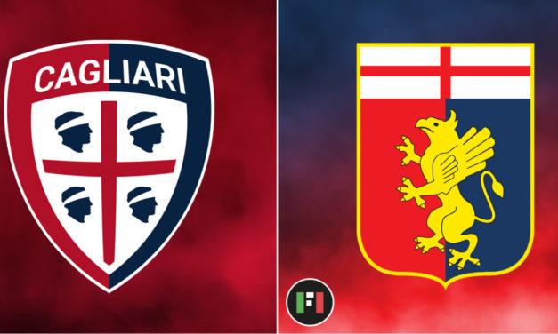Serie A LIVE: Cagliari vs. Genoa