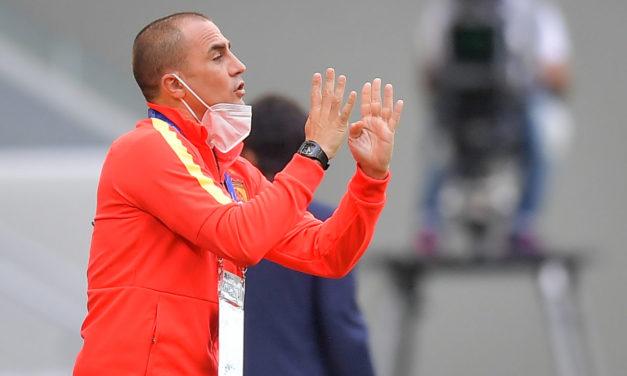 Informe: Cannavaro abandona China