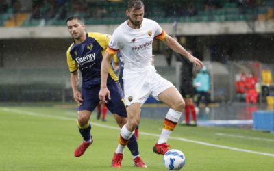 Caprari 'happy' after Roma win: 'We'll enjoy this'