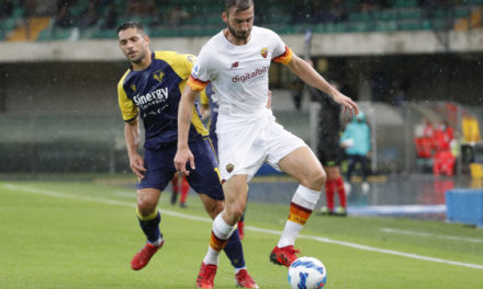 Cristante fires up Roma as Mourinho sends five to stands