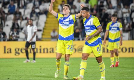 Chiesa vs.Spezia: un gol, 19 duelos ganados y ocho oportunidades creadas